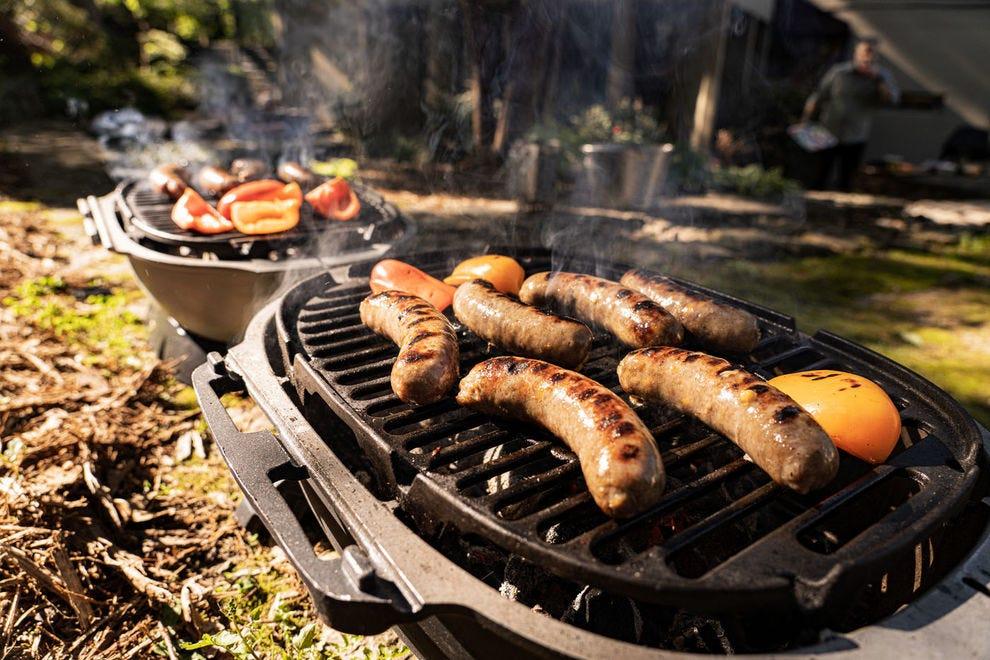 PK grills smokers charcoal PKGO PK360