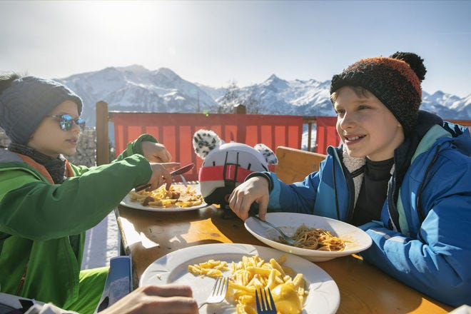 Best On-Mountain Restaurant