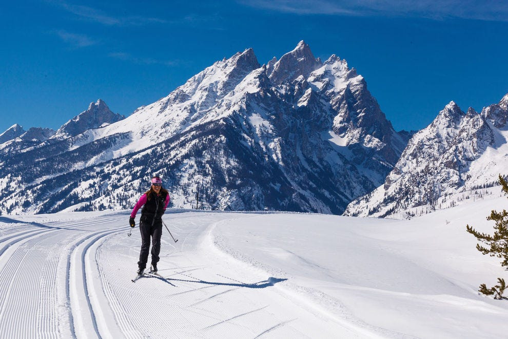 Jackson Hole Nordic Trails