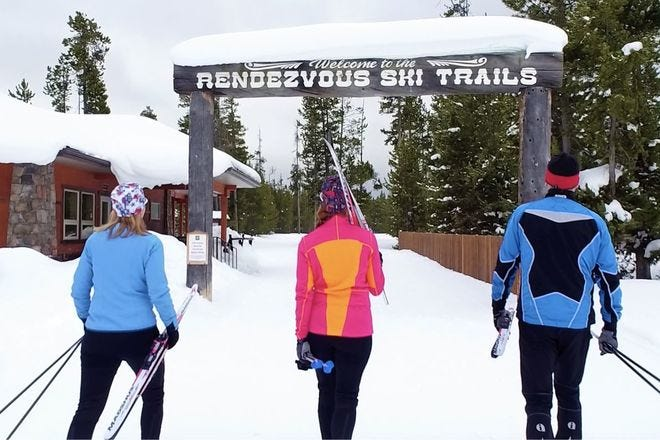 Rendezvous Ski Trails