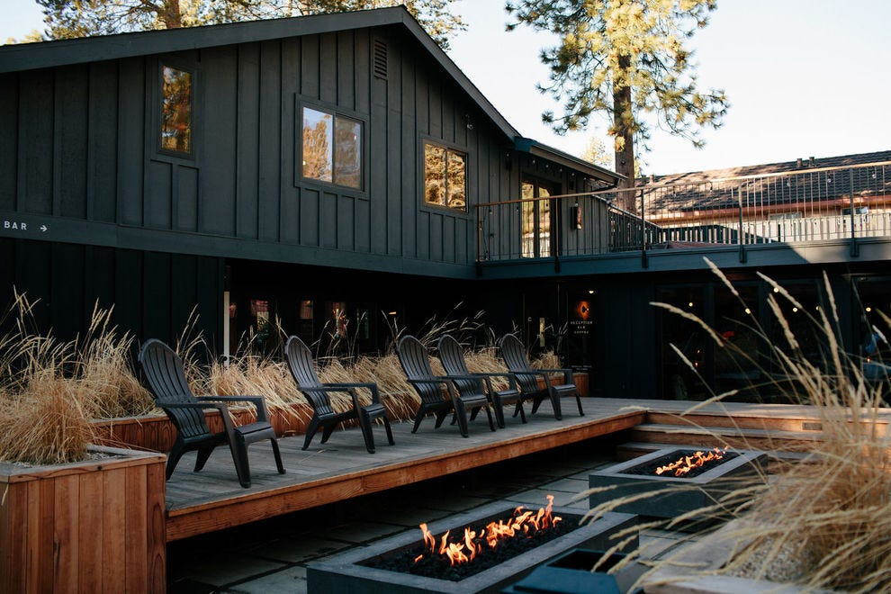 This Lake Tahoe motel comes packed with amenities