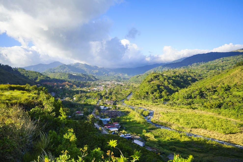 Boquete in Panama