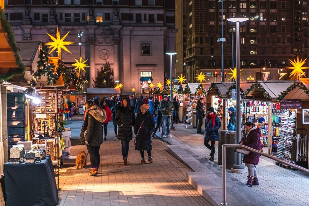 Christmas Markets Virginia 2021 Best Holiday Market Winners 2020 Usa Today 10best