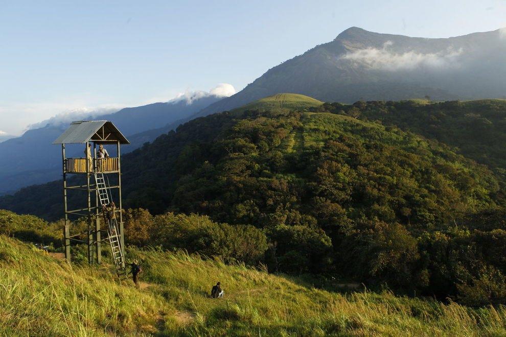 Watchtower at Palakkad