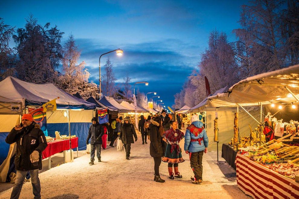 Jokkmokk Market event