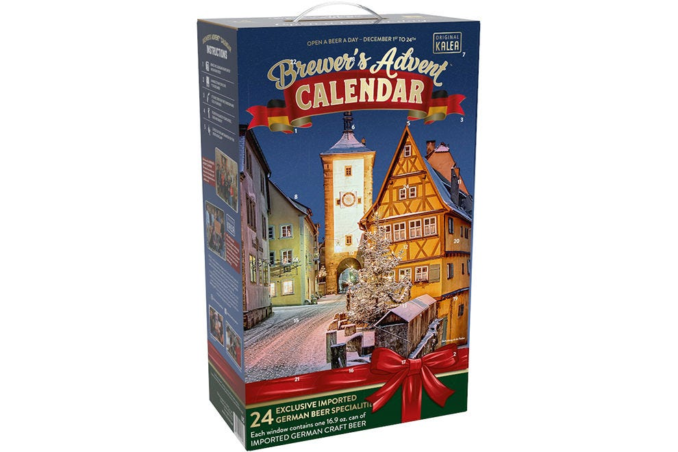 Take a tour of Germany and Austria's small breweries through the Brewer's Advent Calendar