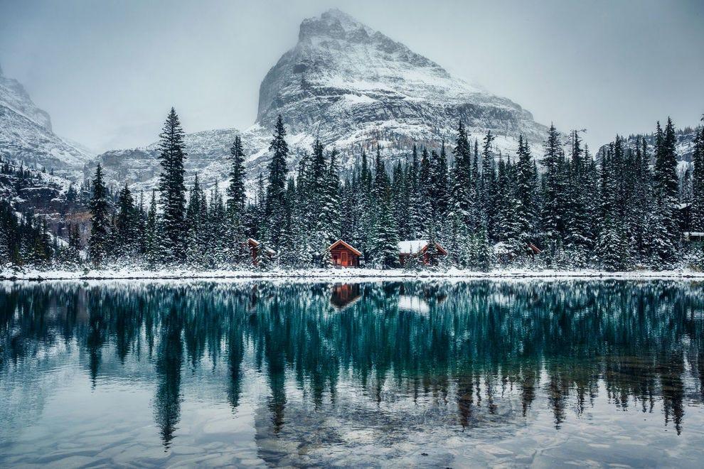 Lake O'Hara in Canada