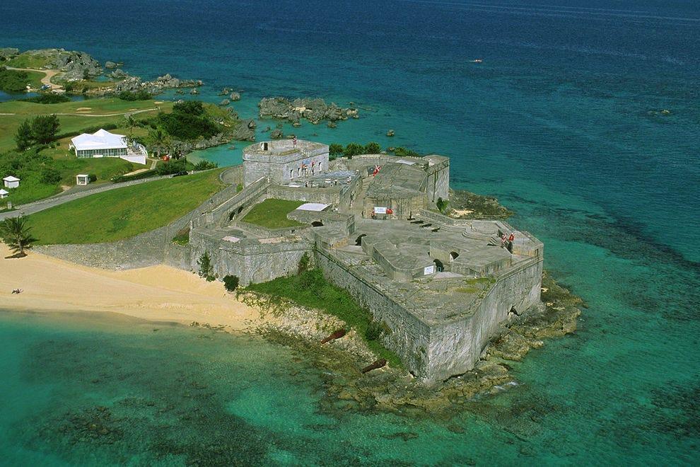 Coastal artillery fort