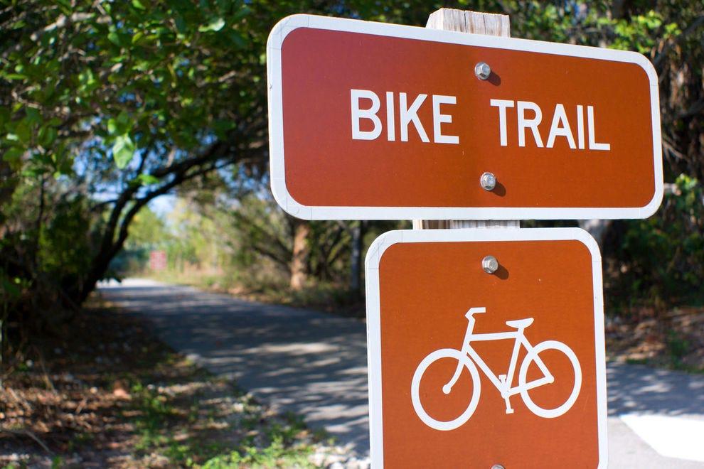 Hike, bike and skate these 20 recreational trails