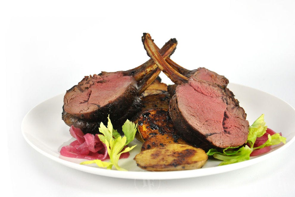 The Venison French Rack is a cut that's as delicious as it is beautiful