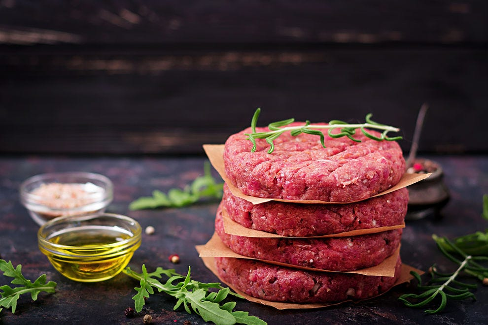 Blue Cedar Beef burgers are unlike any burger you've ever eaten