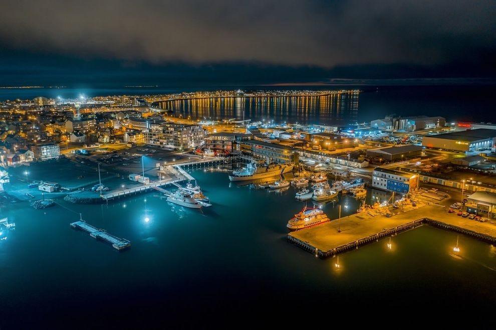Reykjavik's Old Harbour