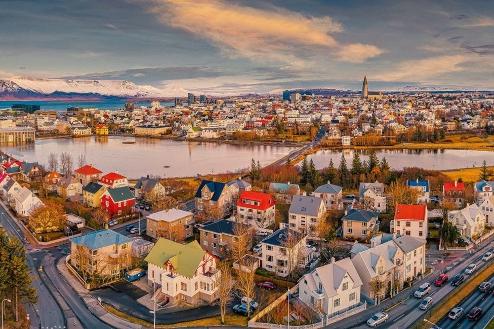 Explore Reykjavik from afar on this virtual tour