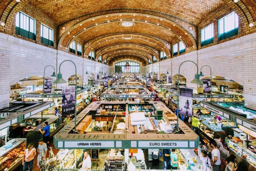 These public markets are windows into the local food scene