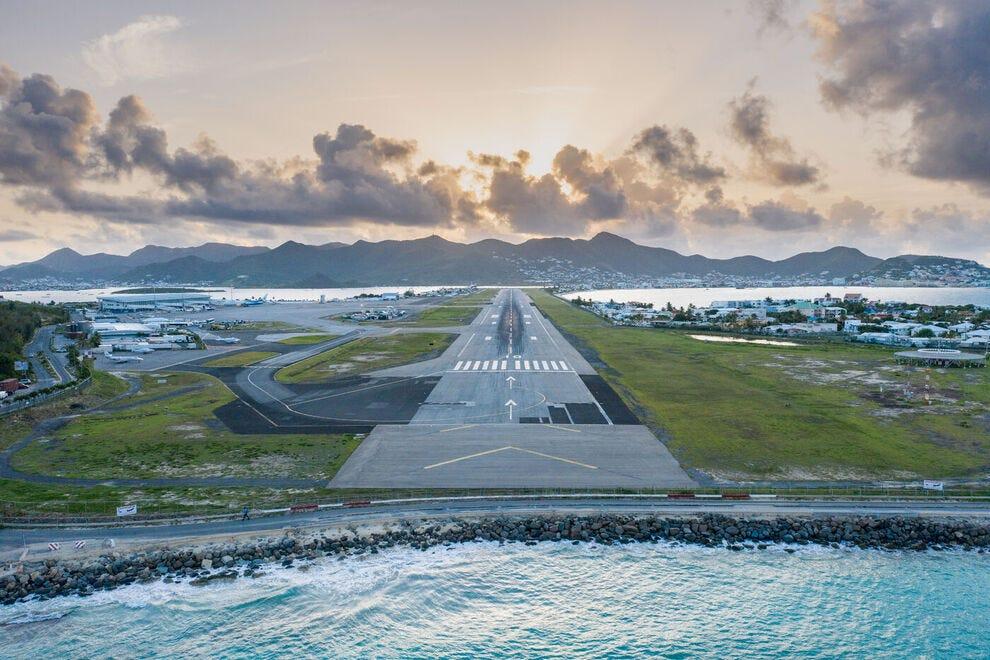 Aéroport de Maho Beach