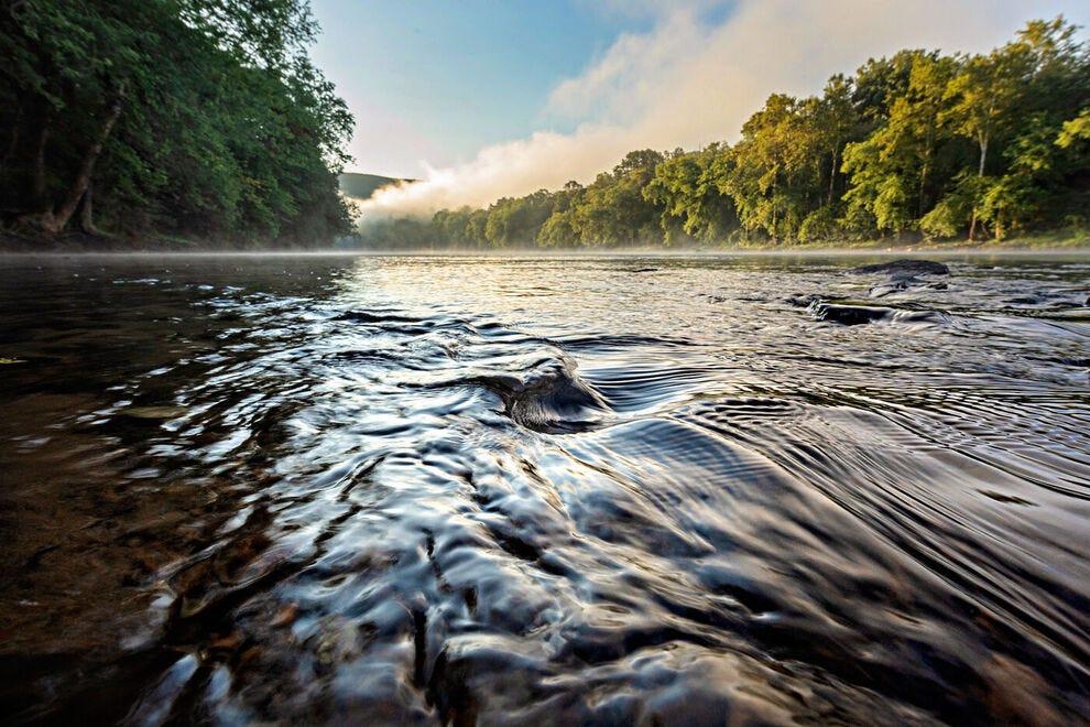Potomac River at Bonds Landing in Oldtown