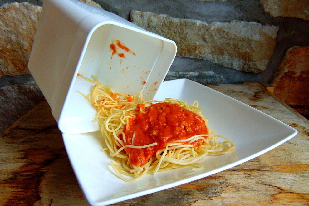 Thanks to retrogradation, it might be worth preparing extra pasta to ensure there are leftovers