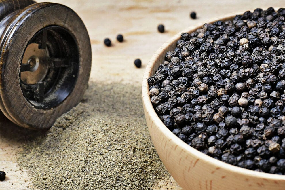 There's a reason that black pepper is such a seminal spice