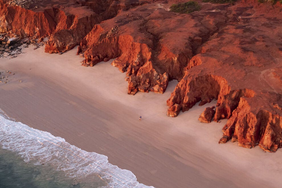 Explore gorgeous and remote Western Australia on this virtual tour