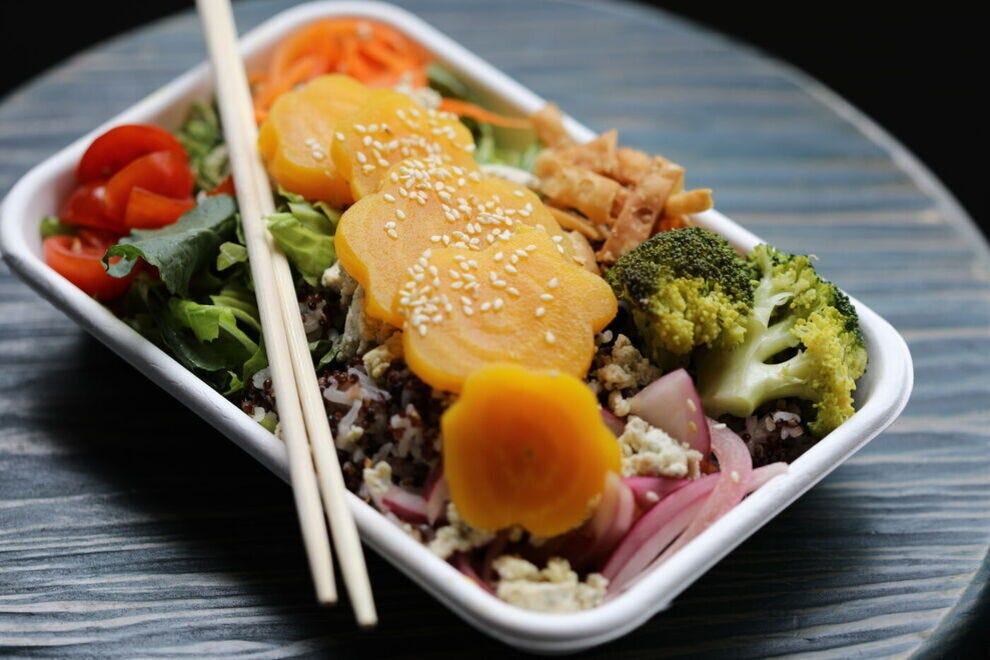 Pow Pow utilizes Chinese, Korean and Japanese techniques in many of its tasty dishes