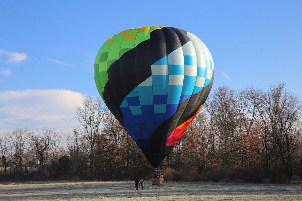Soar over Pennsylvania with Sky Riders