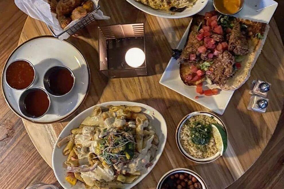 Life Bistro serves a variety of alkaline vegan dishes