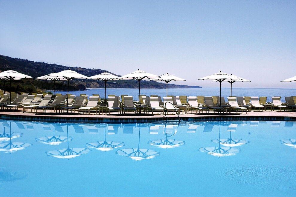 Pool at Terranea Resort