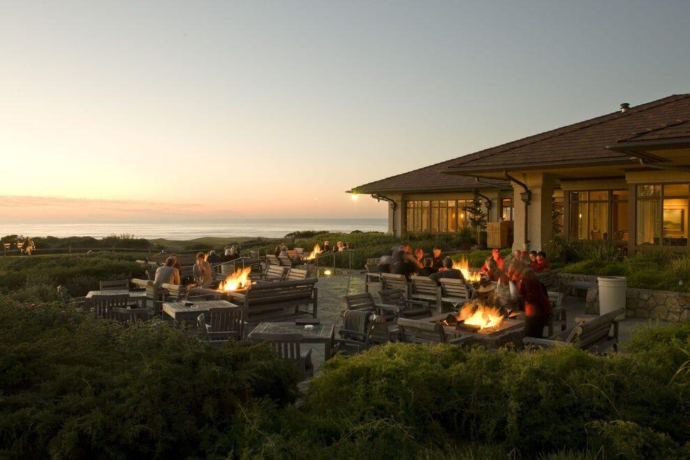 The Inn at Spanish Bay Firepits