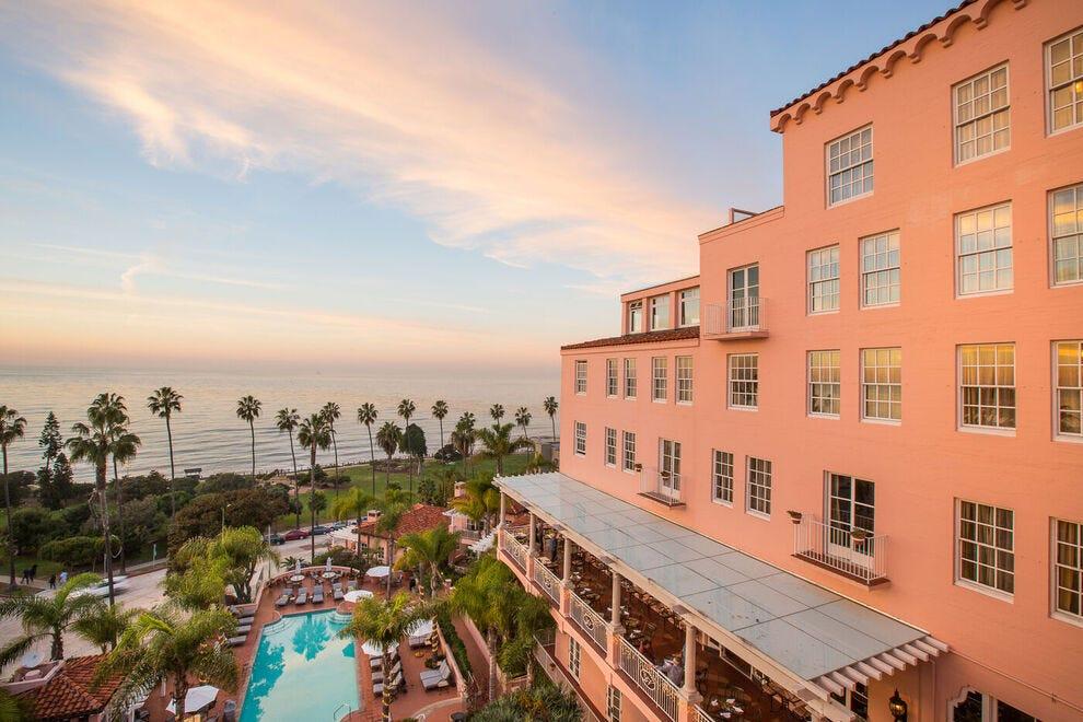 The Pink Lady - La Valencia Hotel