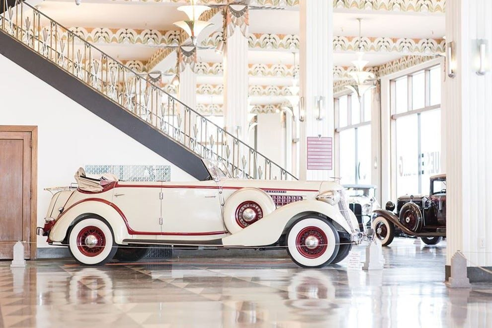 These attractions should be on every car enthusiast's list