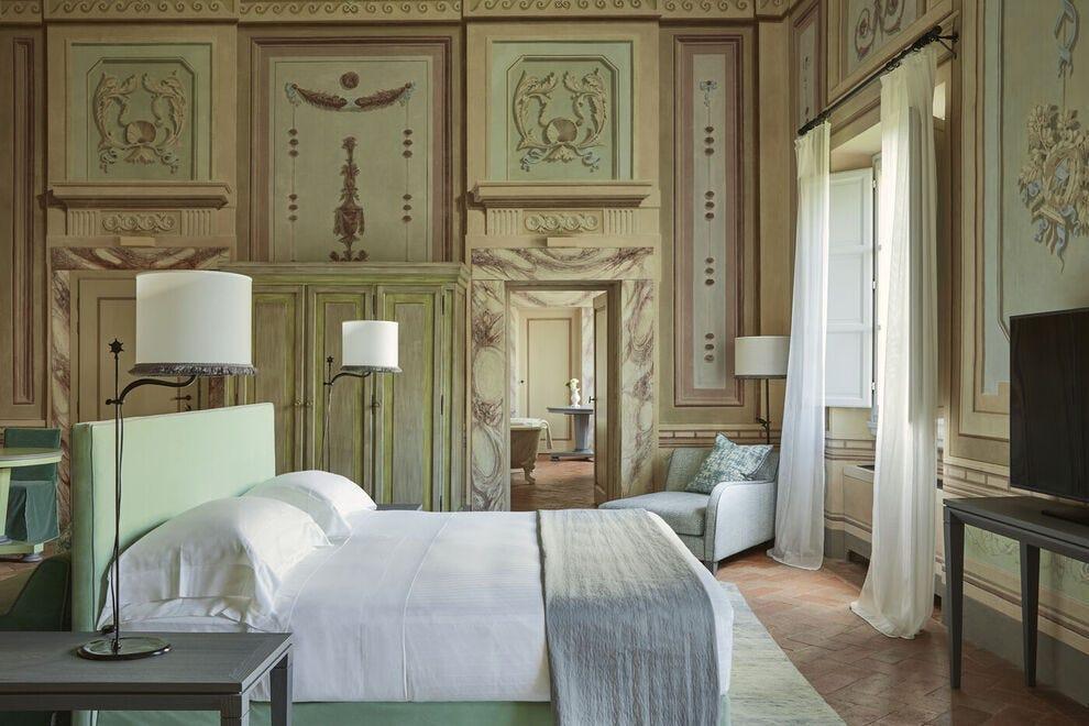 Suite al Como Castillo del Nero