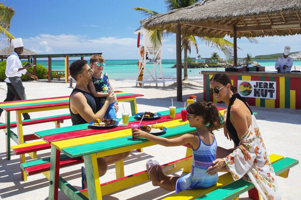 Take the kids to one of the 11 best Caribbean resorts for families