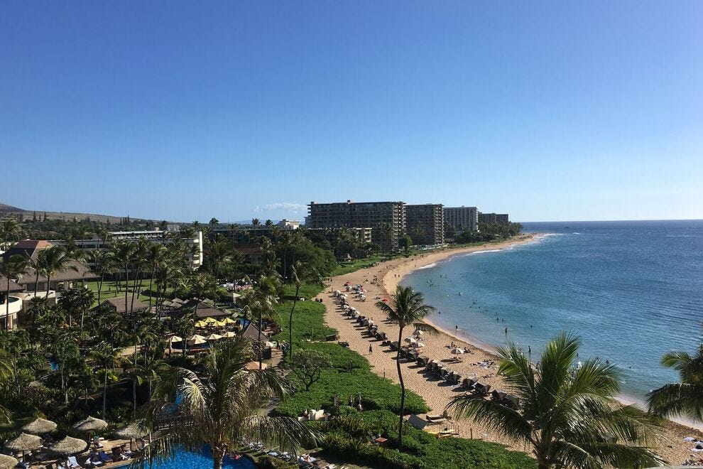 Hawaiian paradise for foodies