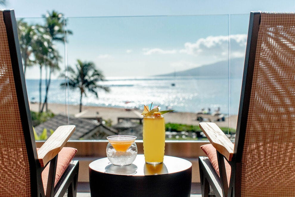 The best bars, beer gardens and restaurants to try on your next trip to Maui
