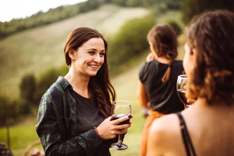What's more fun than a winery tour? Wine tours!