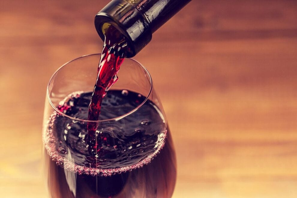 What's better than a glass of wine? A glass of wine paired with an incredible meal