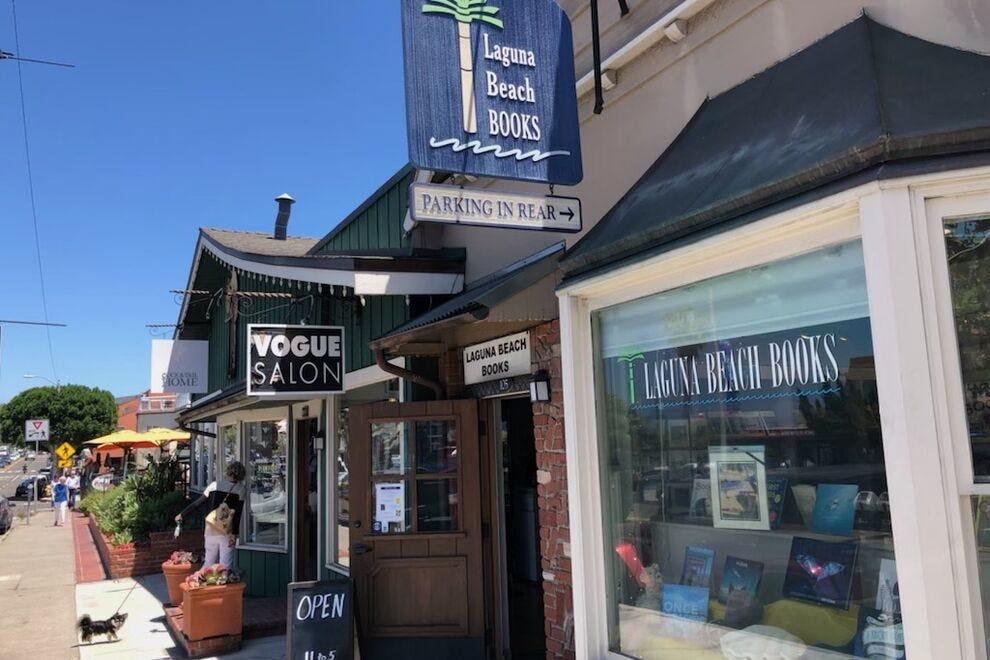 Laguna Beach Books in Laguna Beach