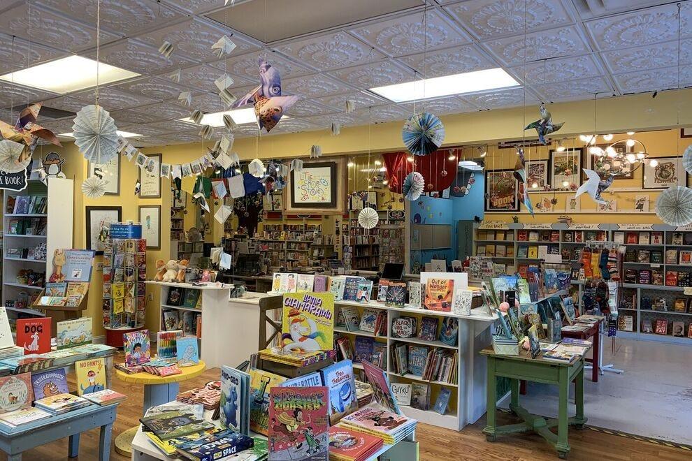 Little Shop of Stories in Decatur