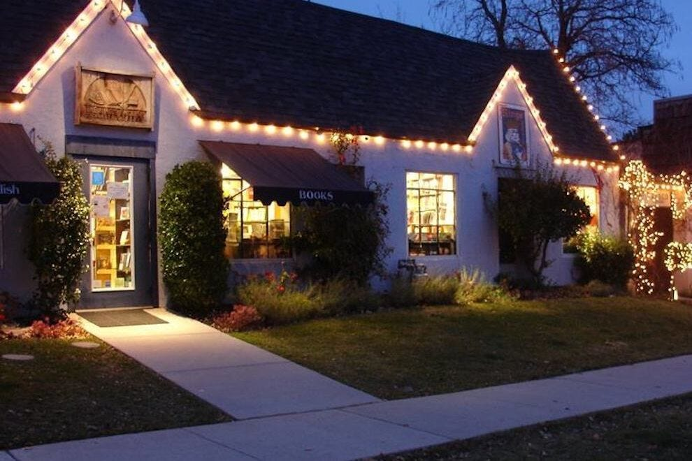 The King's English Bookshop in SLC