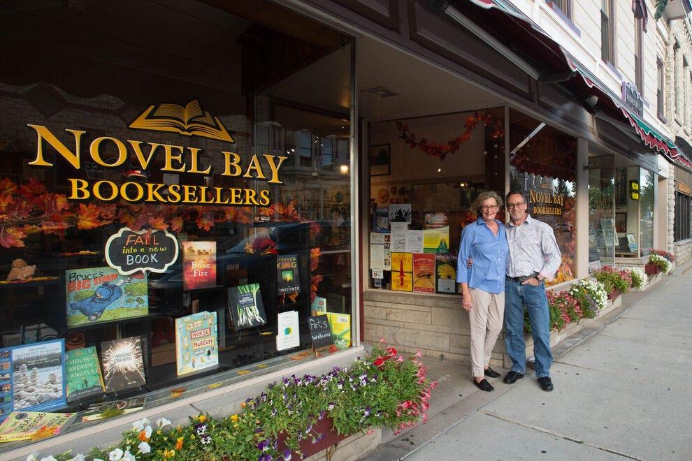 Novel Bay Booksellers in Sturgeon Bay