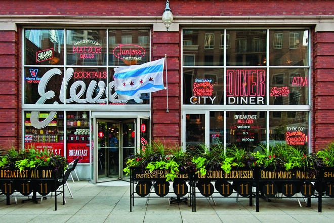 South Loop's best restaurants, from casual breakfast to upscale dinner