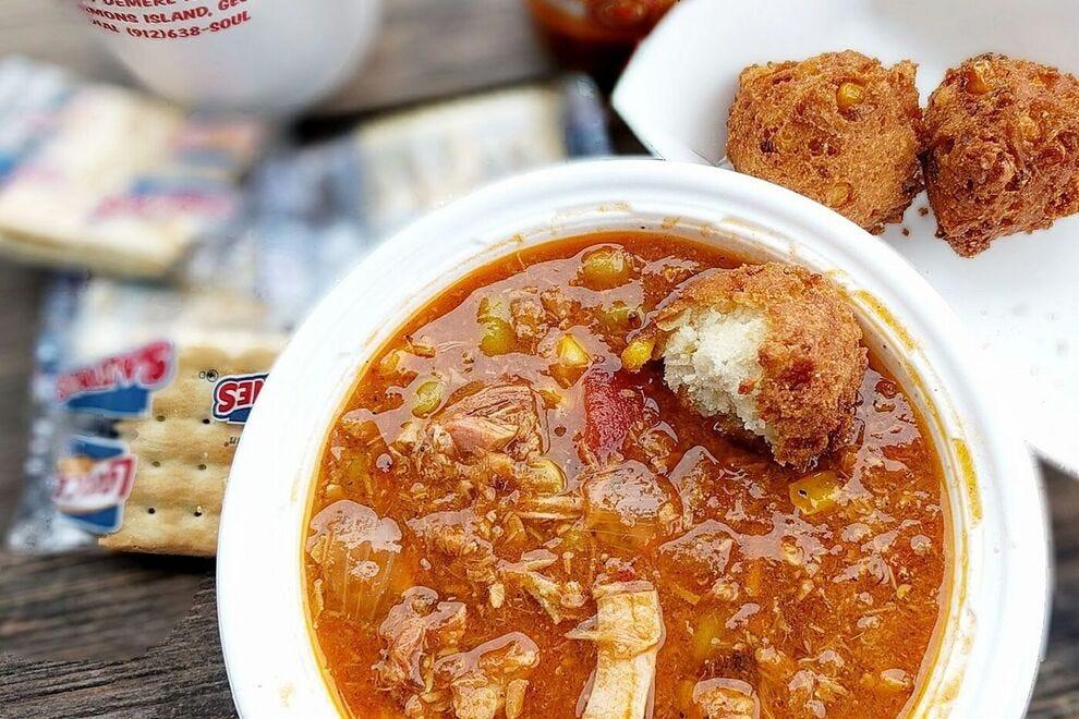 Brunswick stew: who really created this popular regional dish?