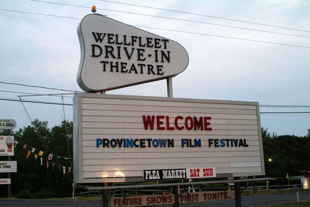 Wellfleet Drive-In, Wellfleet, Massachusetts