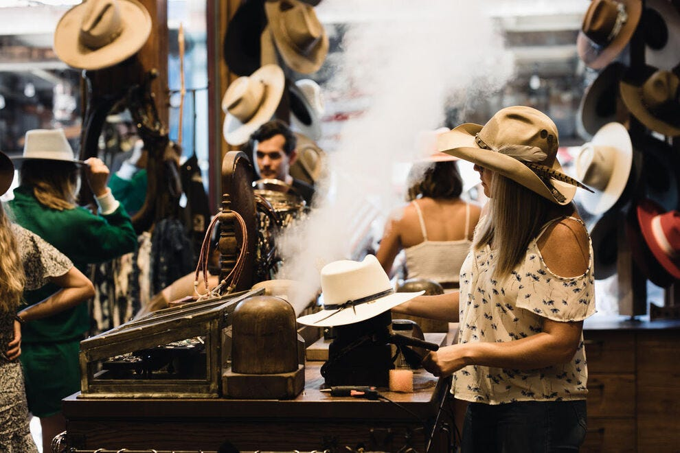 Customize your own Western-inspired style at Kemo Sabe Aspen