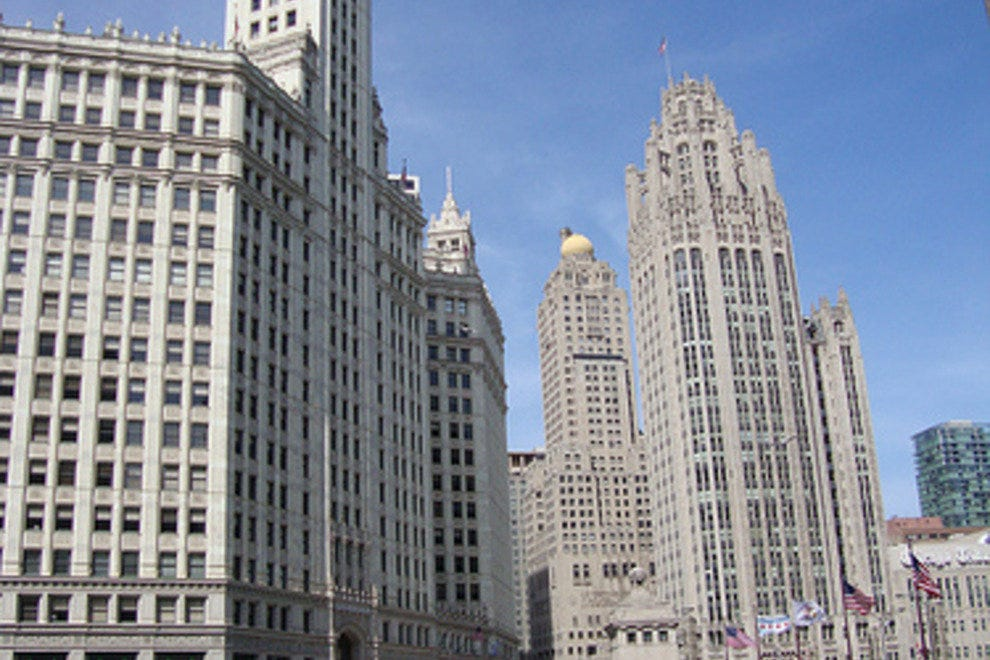 Historic Chicago Architecture chicago historic sites: 10best historic site reviews