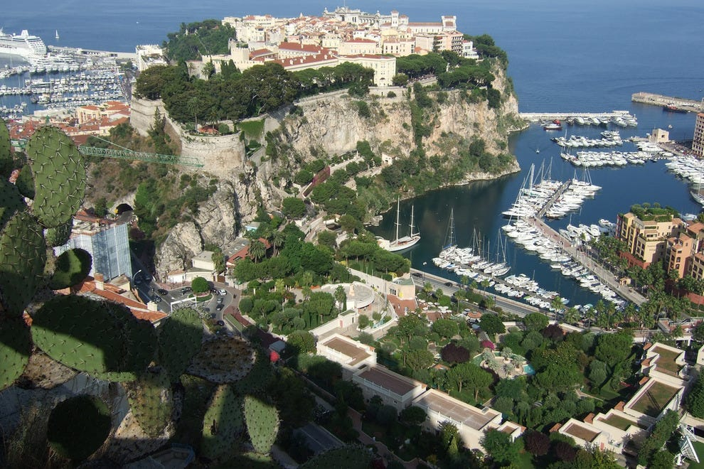 Jardin Exotique Monte Carlo Attractions Review 10best