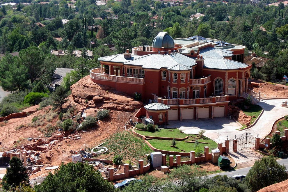 Chapel Of The Holy Cross Sedona Attractions Review