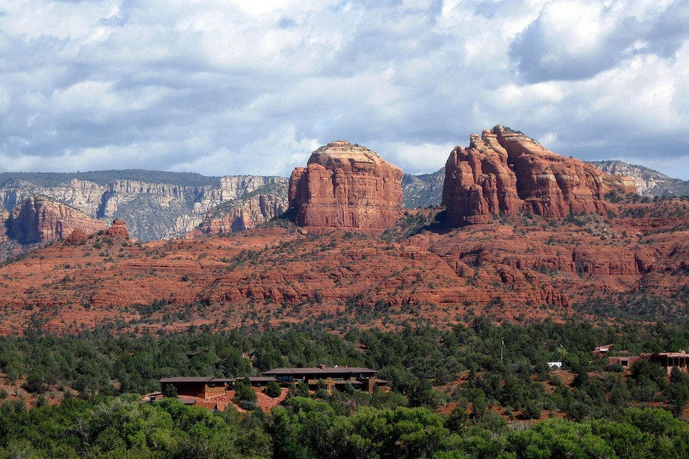 Best Sedona Attractions and Activities Top 10Best Attraction Reviews – Sedona Tourist Attractions Map