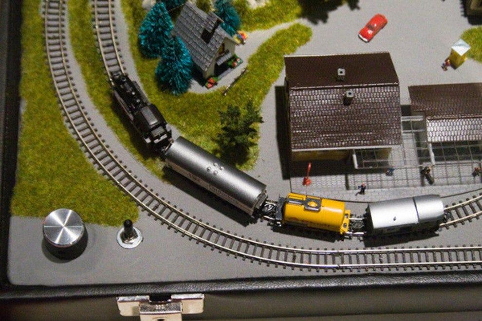 California State Railroad Museum: Sacramento Attractions