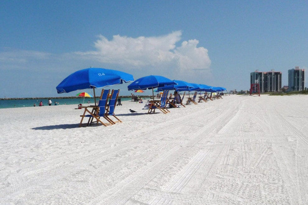 Hotels Near Sand Key Park Clearwater Fl